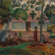 Il grande albero di Paul Gauguin