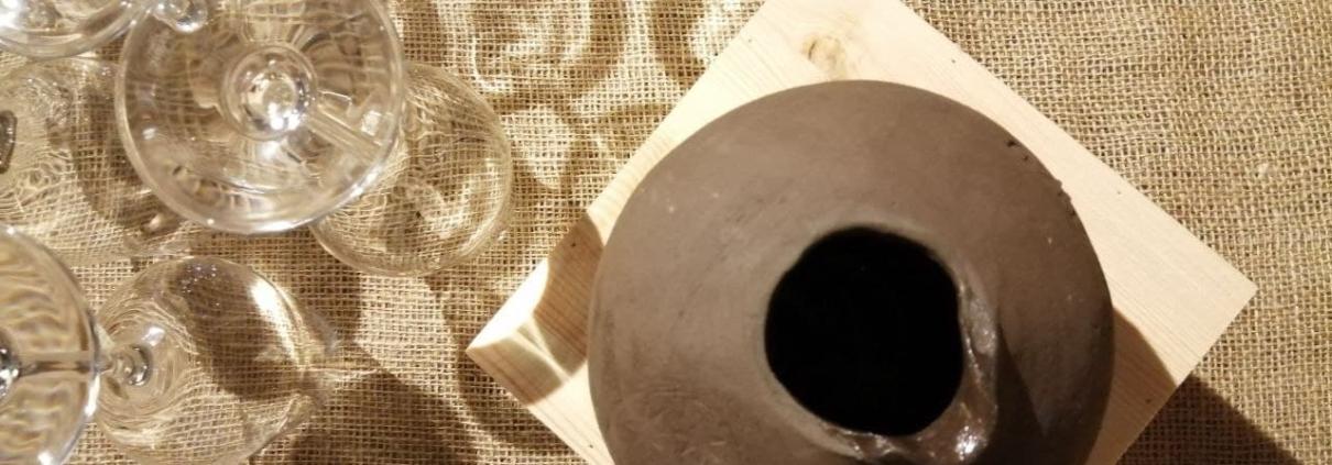terracotta vino esperienza vigna