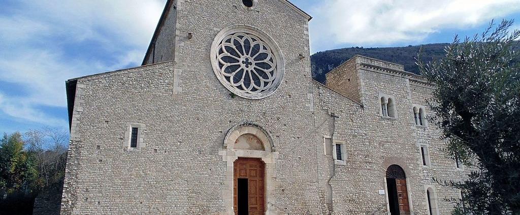 abbazia valvisciolo sermoneta